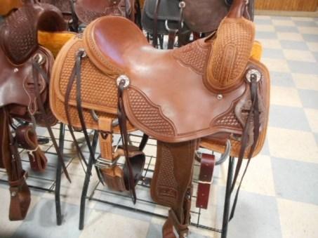 New Saddles
